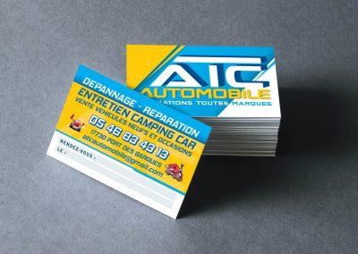 CARTE DE VISITE ATC
